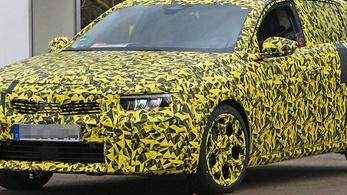 Ez lenne az új Opel Astra?
