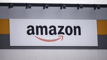Továbbra is száguld az Amazon Amerikában