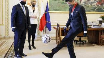 Tökéletes nemzeti hőssé vált Lewandowski