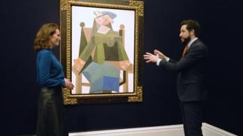Munch, Picasso és Banksy képét is árverésre bocsátják Londonban