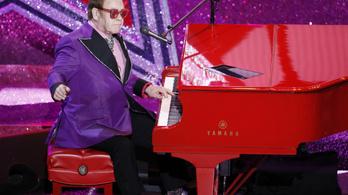 Rendhagyó Oscar-partit tart Elton John