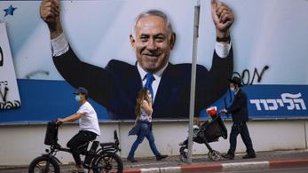 Izrael választ, Netanjahu hatalma a tét