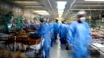 Pandémia: már több mint 123,6 millió fertőzött