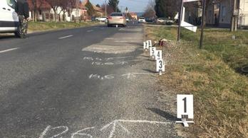 Halálra gázoltak egy kerékpárost Balatonkeresztúron