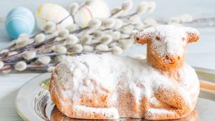 Osterlamm, a húsvéti bárány – recept!