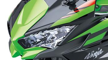 Pletyka: a Kawasaki is 700-as sportmotoron dolgozik