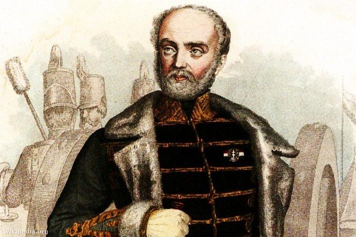 Bem mint az erdélyi hadsereg parancsnoka–Tyroler József festménye