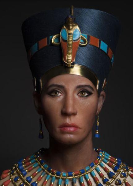 Ez a nő az ókori Egyiptom egyik meghatározó alakja volt. Kiről beszélünk?