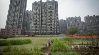 Nem akart költözni a kínai földműves, robbantott