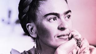 Frida Kahlót brutális baleset tette igazán nagy festővé