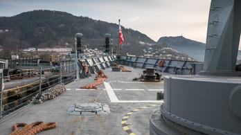 Nem hagyják a norvégok, hogy orosz kézre kerüljön a Bergen Engines