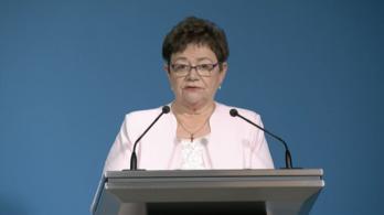 Müller Cecília: Elemi erővel tombol a járvány