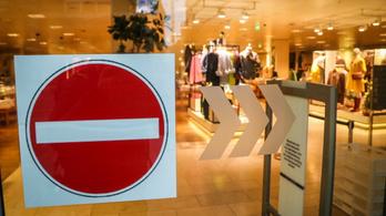 Tárgyal a kormány a boltok újranyitásáról