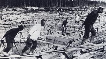 Elérhető az adatbázis a szovjet táborok magyar foglyairól