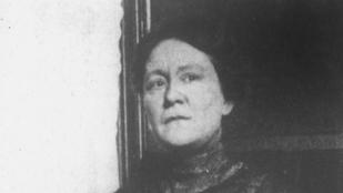 A világ első nyomozónője 6 gyerekkel, férje halála után lett igazán híres