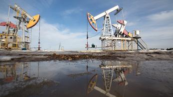 18 éve nem látott mélységbe zuhant az olaj ára