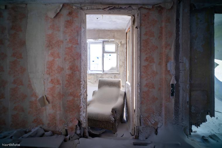 A Vorkutlag, vagyik a vorkutai kényszermunkatábor a '30-as évektől a '60-as évekig működött