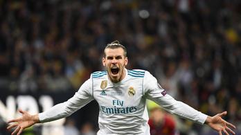 Gareth Bale visszatérne a Real Madridhoz
