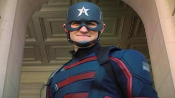 Az új Amerika Kapitány erős lesz, de nem szuperkatona