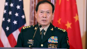 Magyarországra látogat a kínai védelmi miniszter