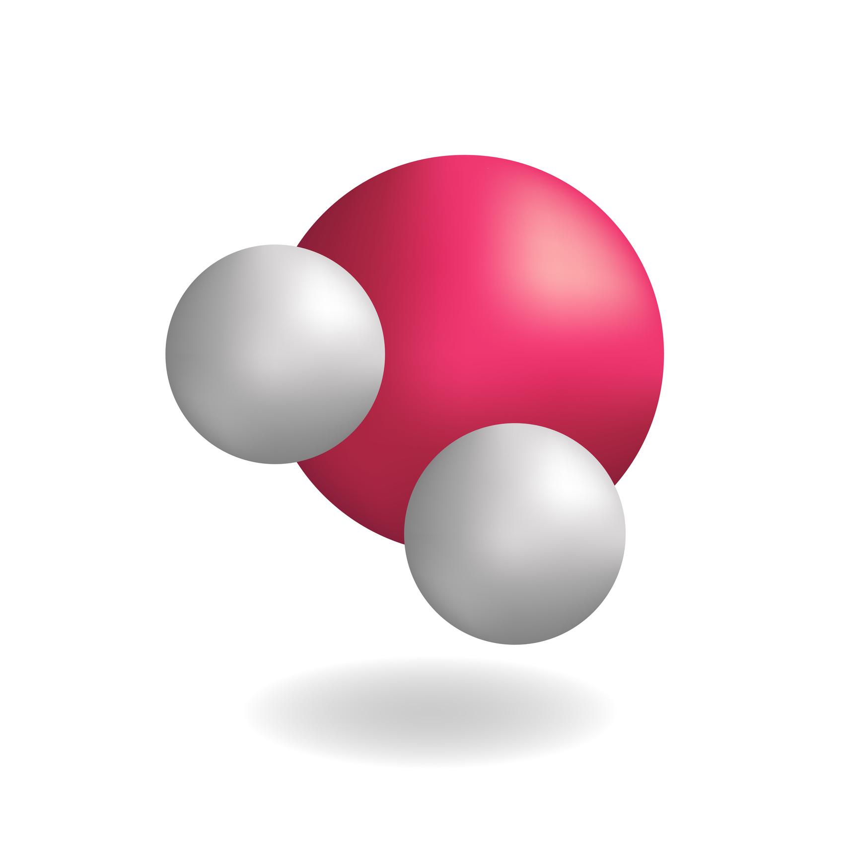 Felismered, milyen molekula látszik a képen?