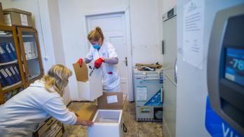 Több mint kétmillió ember beoltására elegendő a vakcina Magyarországon