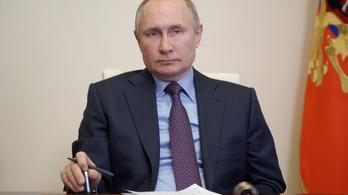 Beoltották Putyint