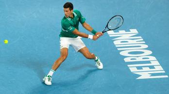 Egy szerb modell segítségével akarták tönkretenni Novak Djokovicsot