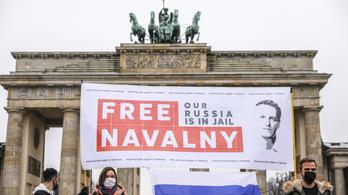 A legnagyobb tüntetésre készülnek Navalnij hívei