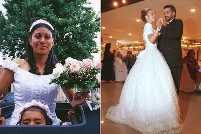 menyasszony latin- amerikában