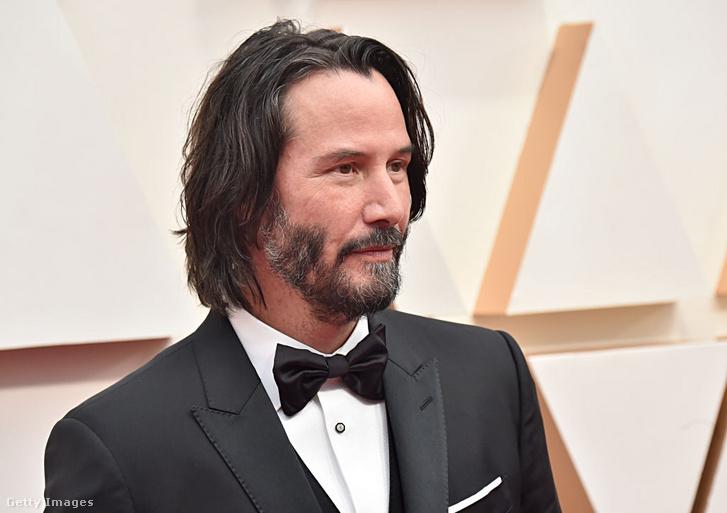 Keanu Reeves - Oscar