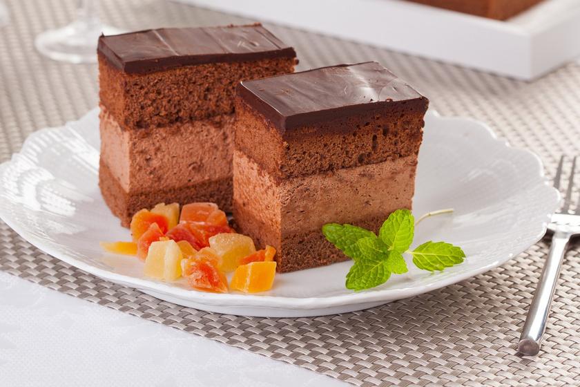 A klasszikus rigójancsi legfinomabb házi változata: krémes és csupa csokis