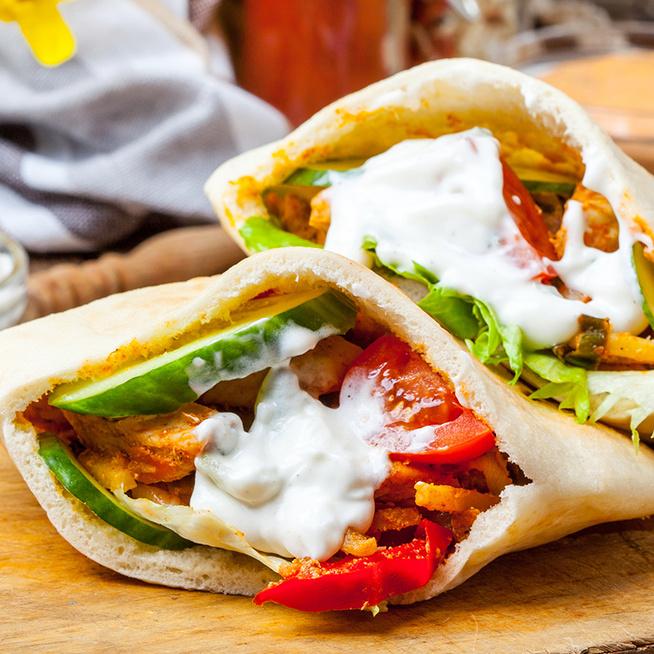 Így készítve lesz tökéletes a gyros házilag: a puha, fűszeres hús a titka