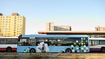 Zalaegerszegen ingyenes próbajáraton tesztelhető az elektromos busz