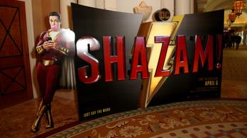 Jön a Shazam! folytatása