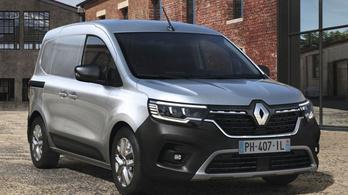 Kiderült, mit tud az új Renault Kangoo