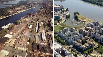 Pest és Buda határán – a Duna Terasz negyed története