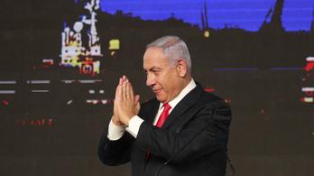 Veszélyben Benjamin Netanjahu miniszterelnöksége, senki nem szerzett többséget az izraeli választáson