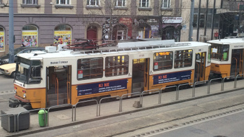 Veszélyben a budapesti villamosközlekedés