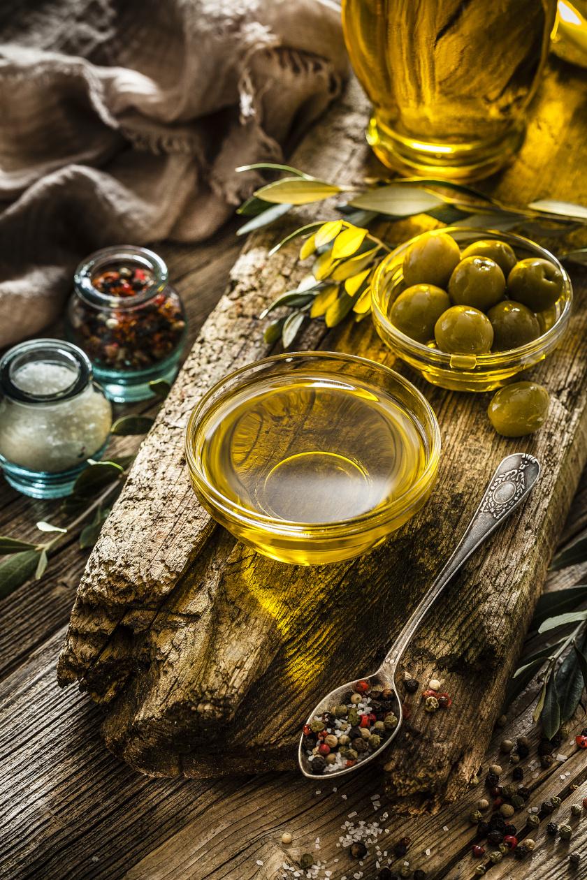 olívaolaj álló k