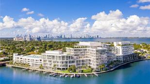 Ilyen egy luxus-lakópark Miamiban, ahol olyanok vesznek lakást, mint Cindy Crawford