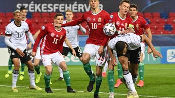 Nagyot küzdött, de kikapott az U21-es válogatott a németektől