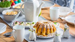 Jön a húsvét, készíts idén mákos-citromos kalácsot!