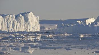 Melegebb volt az Északi-sarkvidéken 600 ezer évvel ezelőtt, mint manapság