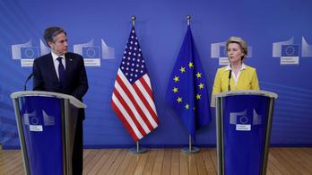 Az Egyesült Államok első számú partnerként tekint az Európai Unióra