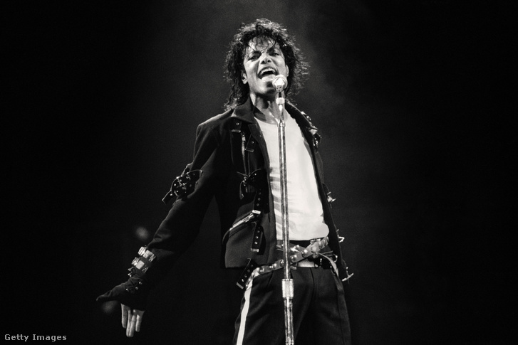 Michael Jackson 1988-ban