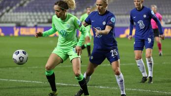 Jakabfi csapata kikapott a Chelsea-től Újpesten a BL-ben