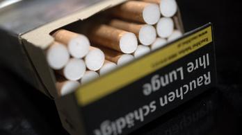 A cigaretta miatt meszelték el Magyarországot