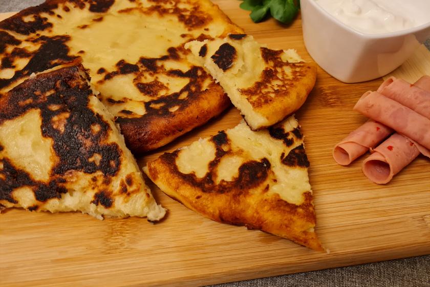 Régi, szerény finomság a nagyi konyhájából: a krumplilaska filléres, de isteni