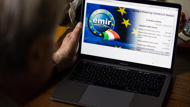 Még mindig nincs gyanúsítottja a 18 milliárdos EMIR-ügynek